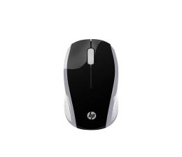 Myszka bezprzewodowa HP Wireless Mouse 200 Pike Silver