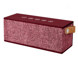Głośnik przenośny Fresh N Rebel Rockbox Brick Fabriq Edition Ruby
