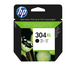Tusz do drukarki HP 304XL black 300 str.