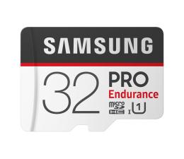 Karta pamięci microSD Samsung 32GB microSDHC PRO Endurance UHS-I 100MB/s