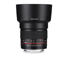Obiektywy stałoogniskowy Samyang 85mm F1.4 AS IF UMC Canon