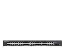 Switch Zyxel 50p GS1900-48 (48x100/1000Mbit, 2xSFP)