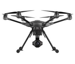 Dron Yuneec Typhoon H Plus 2 akumulatory RealSense