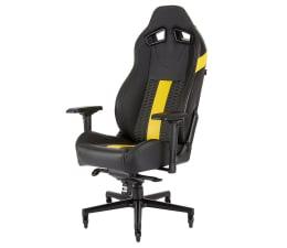 Fotel gamingowy Corsair T2 Road Warrior (Czarno-Żółty)