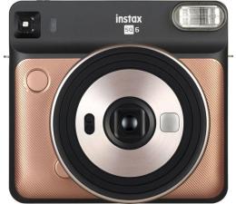 Aparat natychmiastowy Fujifilm Instax SQ 6 czarno-złoty