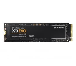 Dysk SSD Samsung 500GB M.2 PCIe NVMe 970 EVO