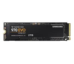 Dysk SSD  Samsung 2TB M.2 PCIe NVMe 970 EVO