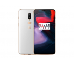 Smartfon / Telefon OnePlus 6 8/128GB Dual SIM Silk White