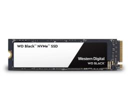 Dysk SSD WD 250GB M.2 2280 PCI-E SSD Black