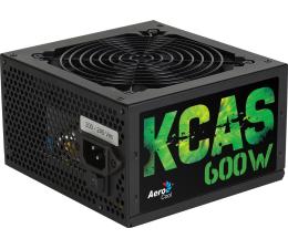 Zasilacz do komputera AeroCool KCAS 600W 80 Plus Bronze