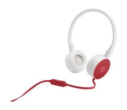 Słuchawki przewodowe HP H2800 Stereo Headset (czerwone)