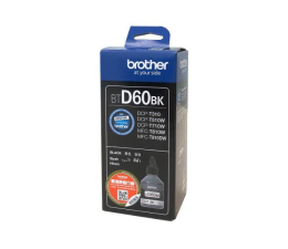 Tusz do drukarki Brother BTD60BK Black 6500 str.