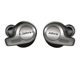 Słuchawki True Wireless Jabra Elite 65t srebrne