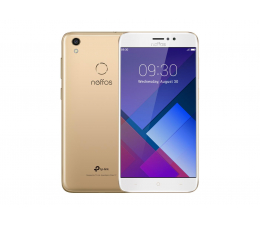Smartfon / Telefon TP-Link Neffos C7 2/16GB Dual SIM LTE złoty
