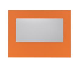 Akcesorium do obudowy Bitfenix Panel boczny z oknem do Prodigy pomarańczowy