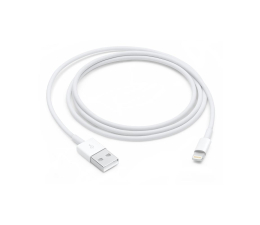 Kabel Lightning Apple Kabel USB 2.0 - Lightning 1m