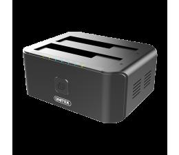 Obudowa dysku Unitek Stacja dokująca 2 x HDD USB 3.0 z klonowaniem