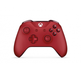 Pad Microsoft Xbox One S Wireless Controller - Red