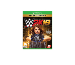 Gra na Xbox One Xbox WWE 2K19 Deluxe Edition
