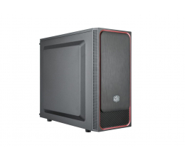 Obudowa do komputera Cooler Master Masterbox E500L Red
