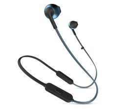 Słuchawki bezprzewodowe JBL T205 BT Niebieski