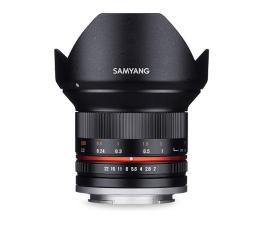 Obiektywy stałoogniskowy Samyang 12mm F2.0 Sony E