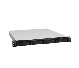 Dysk sieciowy NAS / macierz Synology RS818+ RACK (4xHDD, 4x2.4GHz, 2GB, 2xUSB, 4xLAN)