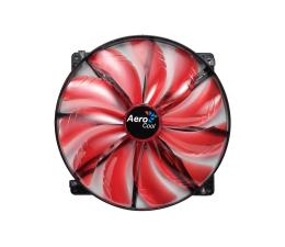 Wentylator do komputera AeroCool SILENT MASTER Red Led 200