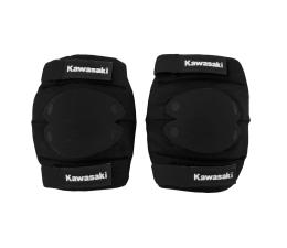 Ochraniacz/kask Kawasaki Ochraniacze na łokcie i kolana czarne S
