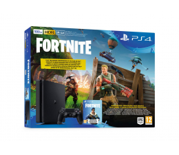 Konsola PlayStation Sony PlayStation 4 Slim 500GB + Fortnite DLC