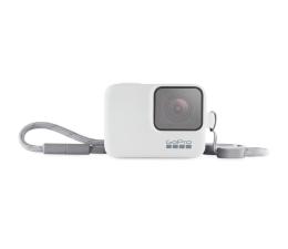 Etui na kamerę GoPro Etui + Smycz białe