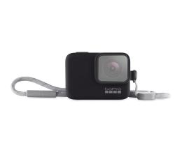 Etui na kamerę GoPro Etui + Smycz czarne