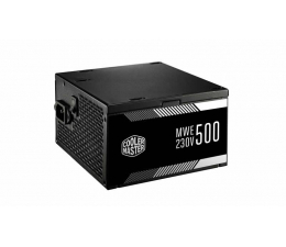 Zasilacz do komputera Cooler Master Master MWE 500W 80 Plus