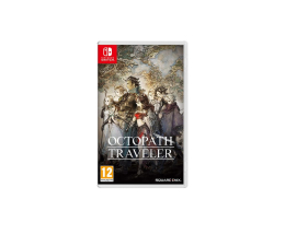 Gra na Switch Nintendo Octopath Traveler