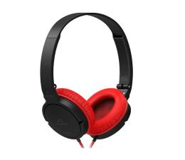 Słuchawki przewodowe SoundMagic P11S Black-Red