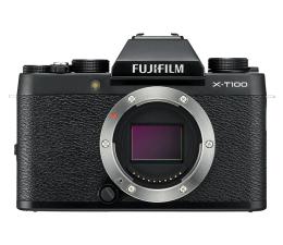 Bezlusterkowiec Fujifilm X-T100 czarny body