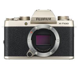 Bezlusterkowiec Fujifilm X-T100 złoty body