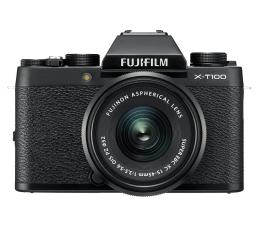 Bezlusterkowiec Fujifilm X-T100 + XC 15-45mm f/3.5-5.6 OIS PZ czarny