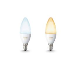 Inteligentna żarówka Philips Lighting Hue White Ambience (2szt. E14)