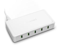 Ładowarka do smartfonów Tronsmart Ładowarka sieciowa 5 x USB 2,4A 60W QC 2.0