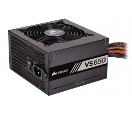Zasilacz do komputera Corsair VS 650W 80 Plus