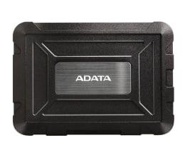 """Obudowa dysku ADATA Obudowa do dysku 2.5"""" ED600 (USB 3.1, czarny)"""