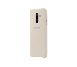 Etui/obudowa na smartfona Samsung Dual Layer Cover do Galaxy A6+ Gold