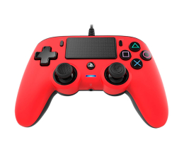 Pad Nacon PS4 Compact Controller Red