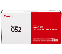 Toner do drukarki Canon CRG-052 Black 3100 str.
