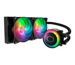 Chłodzenie procesora Cooler Master MasterLiquid ML240R RGB 2x120mm
