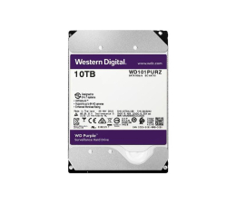 Dysk HDD WD PURPLE 10TB 7200obr. 256MB