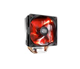 Chłodzenie procesora Cooler Master Master Hyper 212 czerwony 120mm