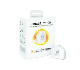 Inteligentny sterownik Fibaro Single Switch 2 (HomeKit)