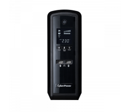 Zasilacz awaryjny (UPS) CyberPower UPS CP1500EPFCLCD (1500VA/900W) AVR, PVC